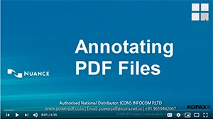 Annotating PDF Files