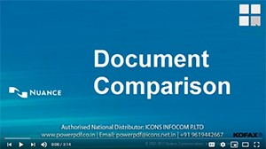 Document Comparison